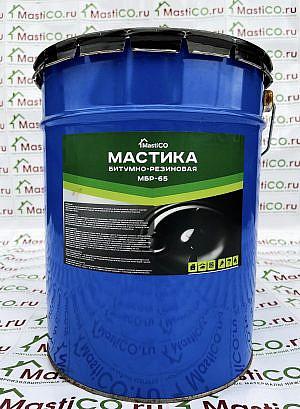 Мастика битумно-резиновая (МБР 65)